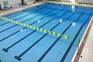 Clarkson University's lap plastered by Eastern Aquatics.